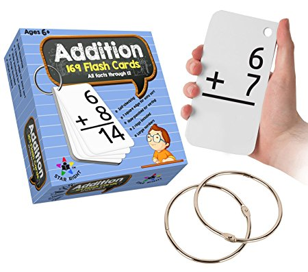 3. Star Education Addition Flash Cards