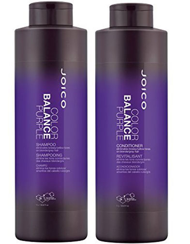 3. Joico Color Balance Purple Shampoo