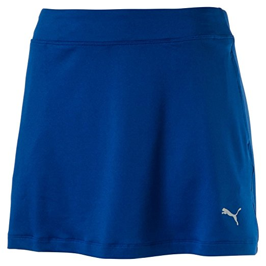 4. Puma Golf Womens Solid Knit Skirt