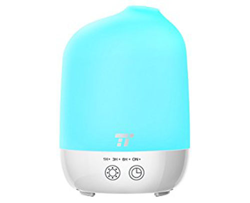 10. TaoTronics small sized aroma diffuser