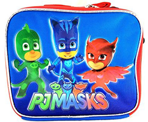 9. Disney Junior PJ Masks Save the Day Lunch Bag