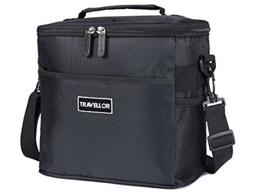 3. Travellors Lunch Tote Bag