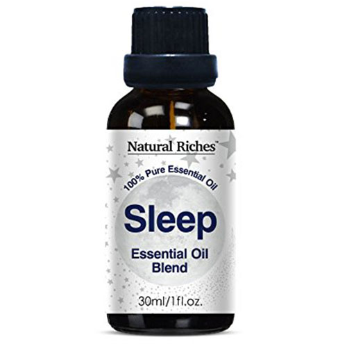 3. Natural riches goodnight sleep oil