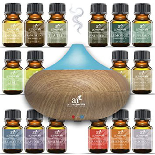 1. Art Natural Essential Oil Diffuser.