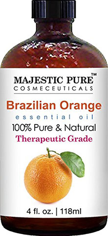 9. Brazilian Orange Essential Oil