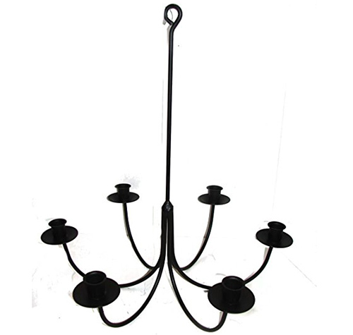 9. Wrought Iron