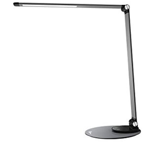 4. TaoTronics Metal LED Desk Lamp