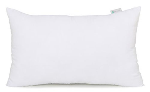 2. Acanva Hypo-Allergenic Pillow