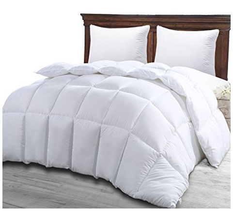 1. Utopia Bedding King Comforter Duvet Insert