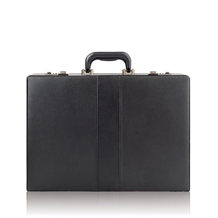 5. Solo Black Grand Central Attache