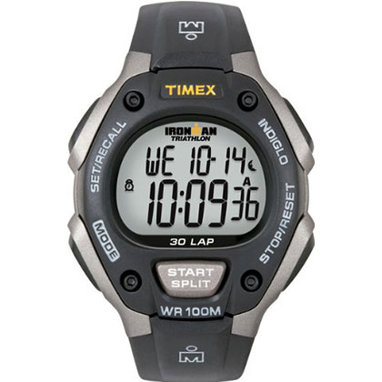 7. Timex Men's T5E901 Resin Strap Watch