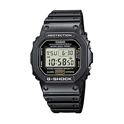4. Casio Men's G-Shock Digital Watch