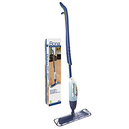 10. Bona Hardwood Floor Spray Mop
