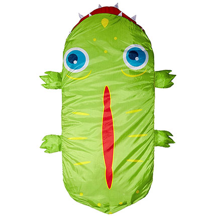 4. Melissa & Doug Alligator Sleeping Bag