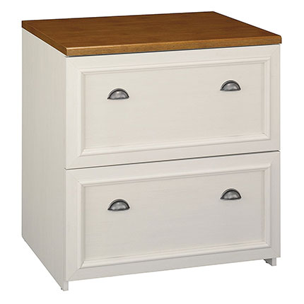 3. Bush Furniture Fairview Lateral File Cabinet