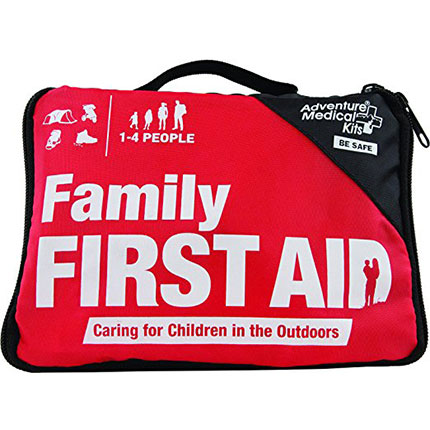 9. Adventure Medical Kits Family First Aid Kit