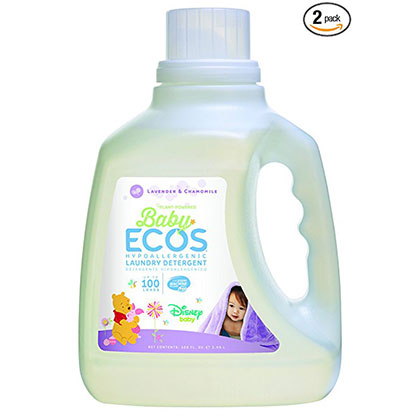 9. Earth Friendly Products Baby Ecos Detergent