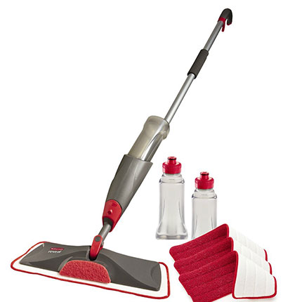 4. Rubbermaid Reveal Spray Mop