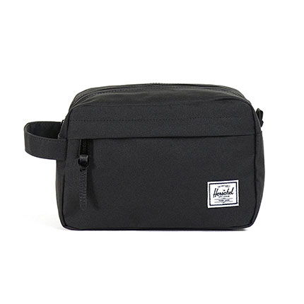 1. Herschel Supply Co. One Size Chapter Travel Kit