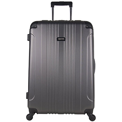 "6. Kenneth Cole Reaction 28"" 4 Wheel Upright"