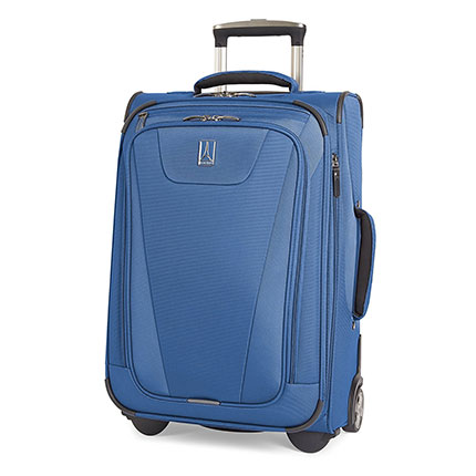 2. Travelpro Maxlite 4 Rollaboard Suitcase (22 Inch)