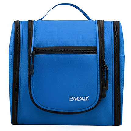 10. BAGAIL Large Men & Women Toiletry Bag
