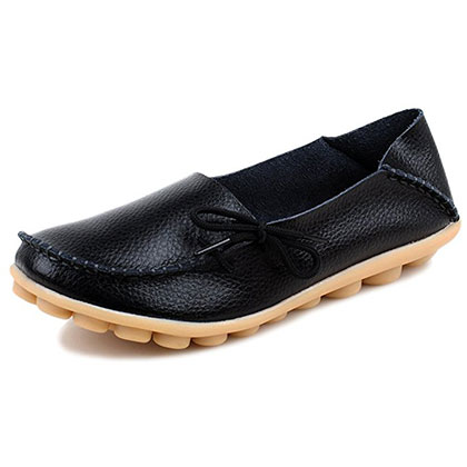 9. Kunsto Women's Casual Loafer Flat Shoes