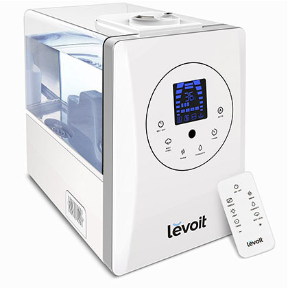8. LEVOIT 6L Warm and Cool Ultrasonic Humidifier