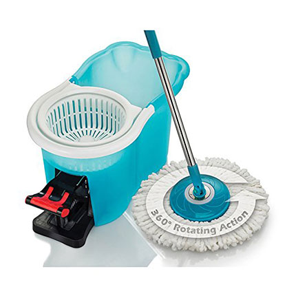 9. Hurricane Spin Mop Home Cleaning System