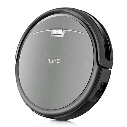 4. ILIFE A4s Robot Vacuum Cleaner