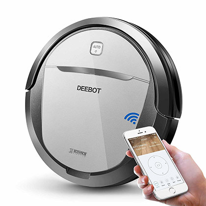 7. ECOVACS DEEBOT Pro Robot Cleaner (M80)