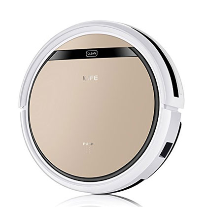 5. ILIFE V5s Pro Robot Vacuum Cleaner