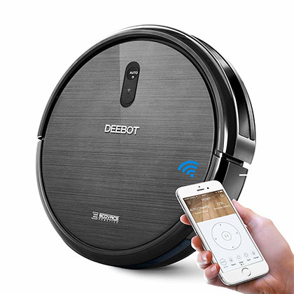 2. ECOVACS Deebot N79 Robotic Cleaner