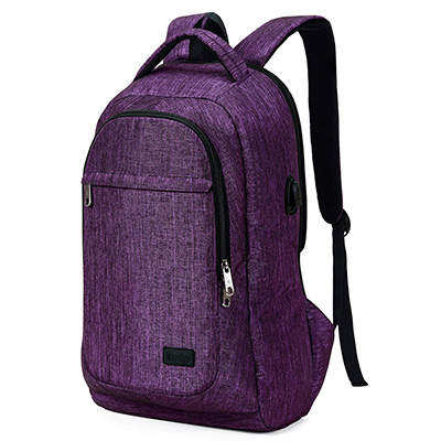 9. MarsBro 15.6 Inch Laptop Backpack