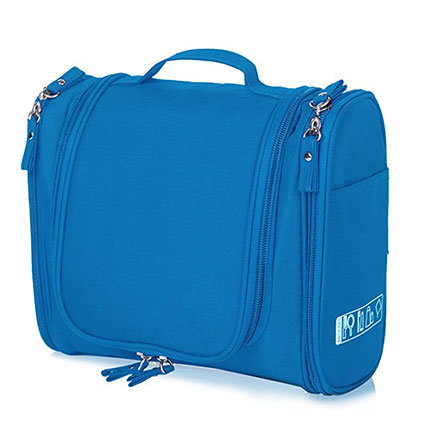 6. Cadtog Hanging Toiletry Bag Travel