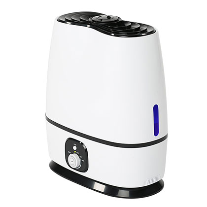 7. Everlasting Comfort 6L Ultrasonic Humidifier (White)