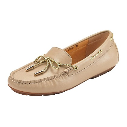 1. JENN ARDOR Suede Penny Loafers for Women